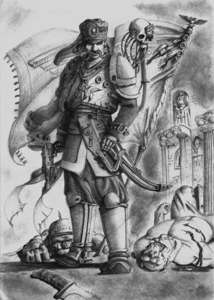 Lieutenant-General Trost