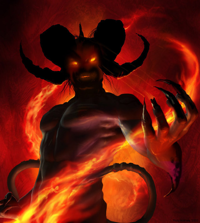 Demon Lord Dremak