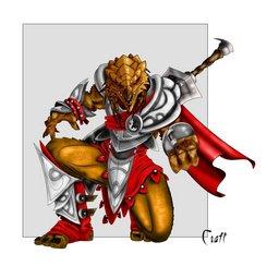 Commander Ashmore Drakeesiss