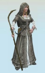 Clarissa Wellington ('Rissa)