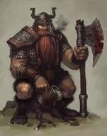 Grimgar OakenHand