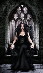Queen Juniper Blackblade