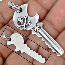 Samson's Polished Bone Key