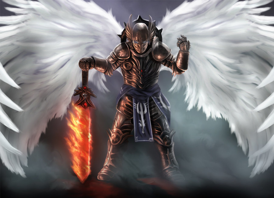 Uriel, Guard of Truth