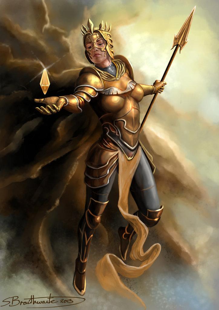 Selaphiel, Guard of Hope