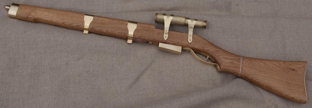 Lightning Rifle