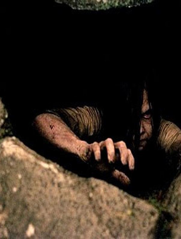 Flea dziewczynka ze studni NPC - DEAD