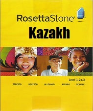 Rosetta Stone for Kazakh