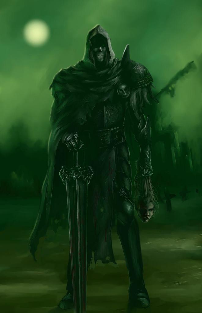 Mordred Arturson (Den mørke ridder)