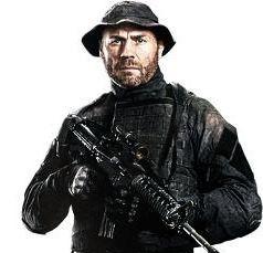 Sgt Mack Valentine