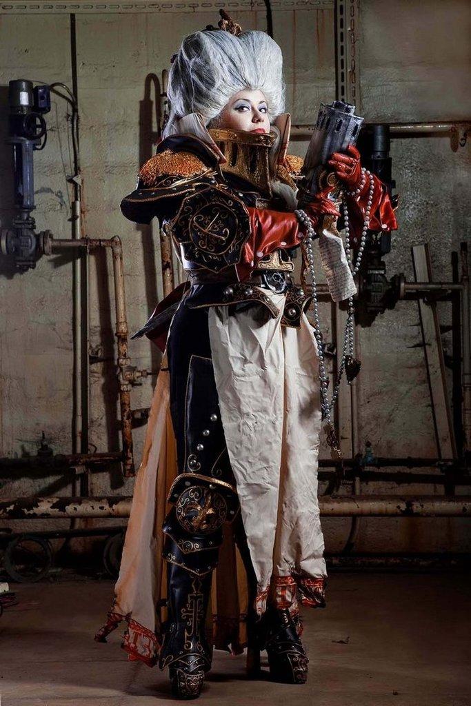 Inquisitor Quirina