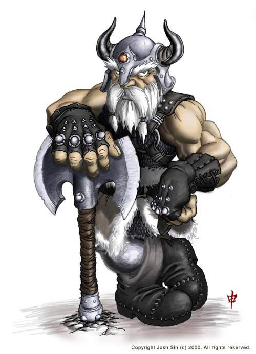 Rock Ironbeard