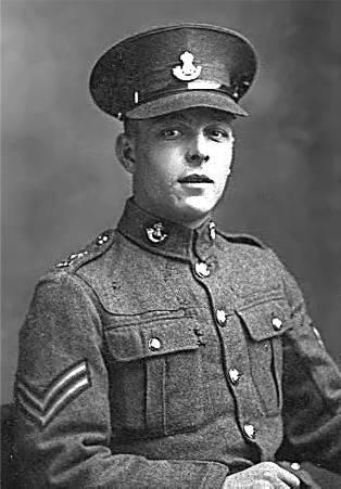 Sgt. Leonard Bumption