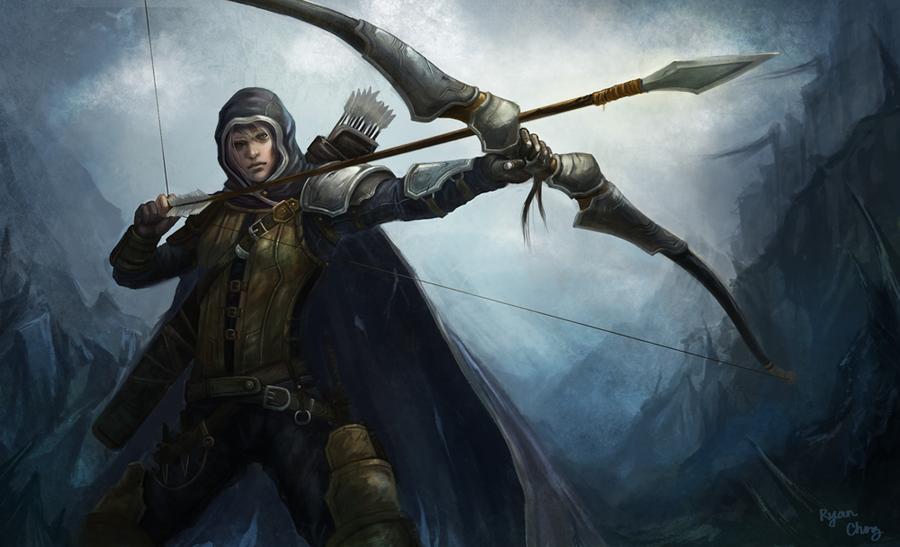 Ignus the Archer