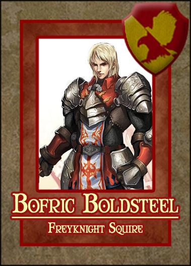 Bofric Boldsteel