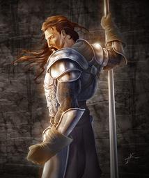 King Gareth Isenhart