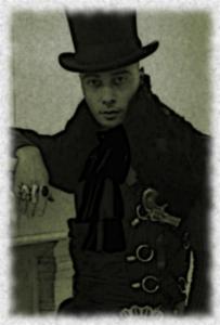 Detective Inspector Edwin Frobisher