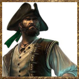Captain Dorian Pandion