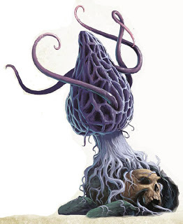 Underawl Fungus (Violet)