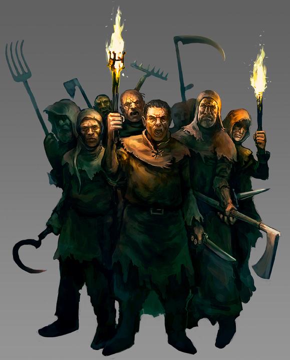 Frankish Mob