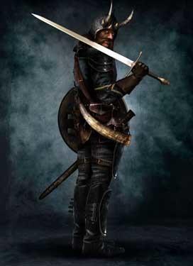 Sir Sturm Brightblade