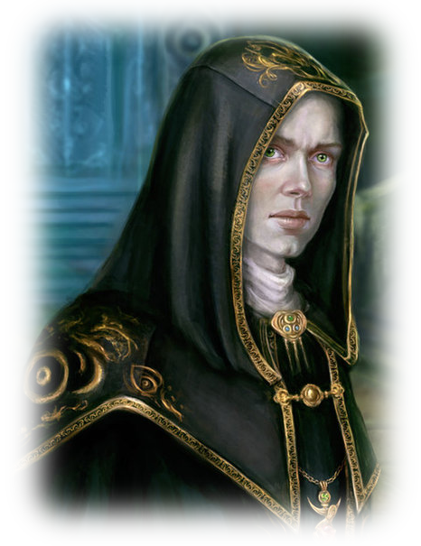 Thaljun Titus - Count of Glenargyll