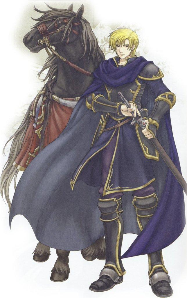 Sir Grayden Valaran (origin)