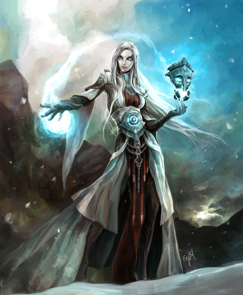 The Mercurian Sorceress