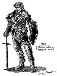Eldum, Paladin of the Innumerable