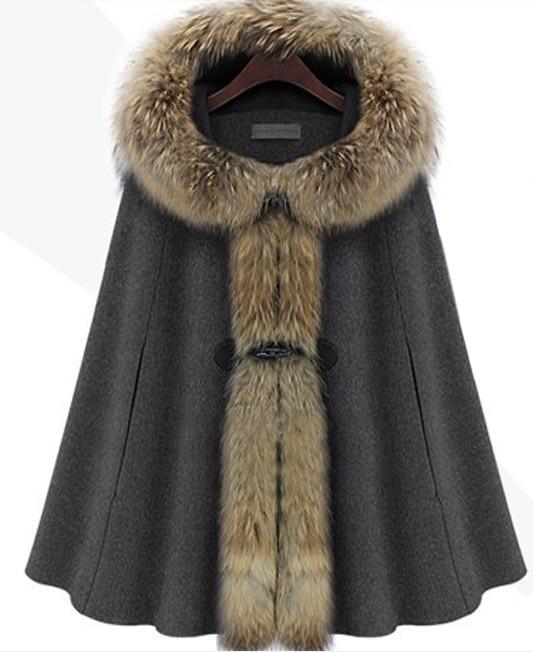 Wolf Pelt Cloak