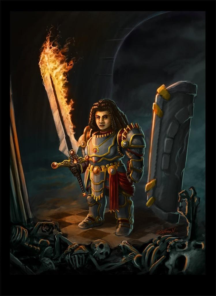 Seraph Steelangel
