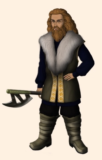 Bogvic Ironfoot