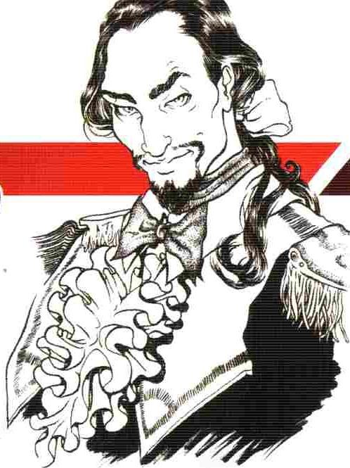 Conde Marcus Drago