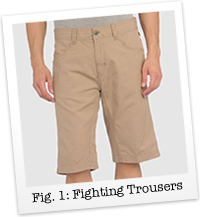 Fighting Trousers