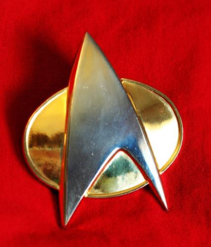 Psitanium Badge
