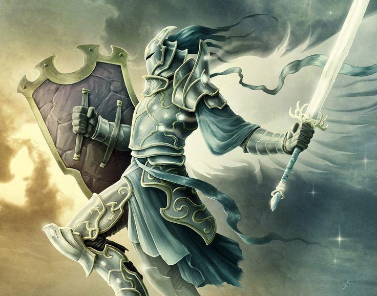 Ezekiel, the Angel of Vengeance