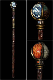 Staff of Elemental Essence