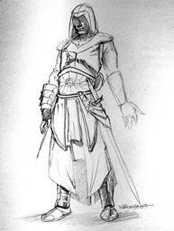 """Arioch Al'Kabor """"The Raven"""""""