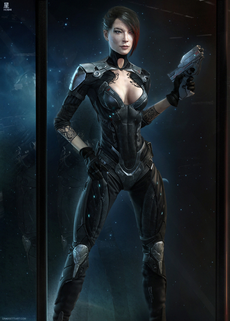 Commander Elissa Dresden