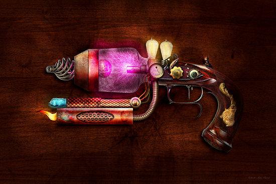 Miriam's Concussion Gun