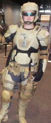 Major General Samual C Cox