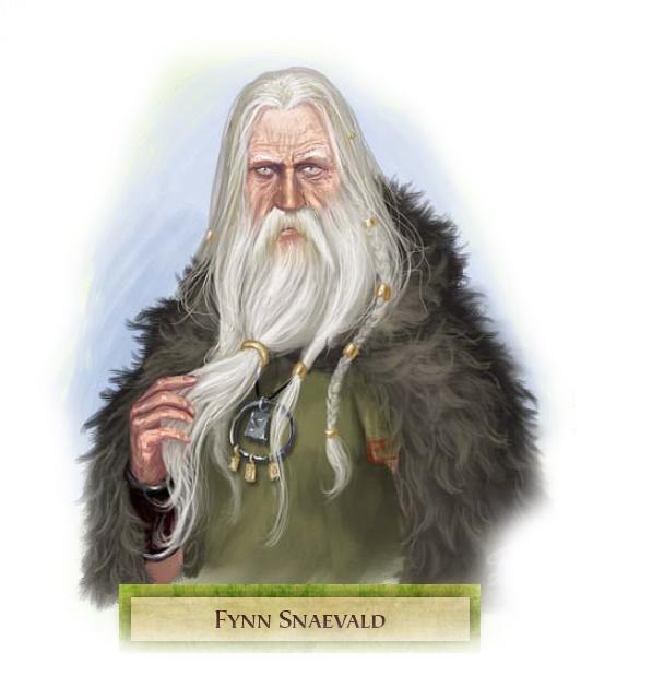 Fynn Snaevald