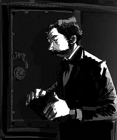Gideon Crow
