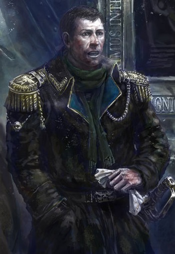 Captain (sort of) Sorin Markov