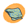 Mysterious Silk Scarf
