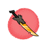 Beast Bane (copper shortsword)