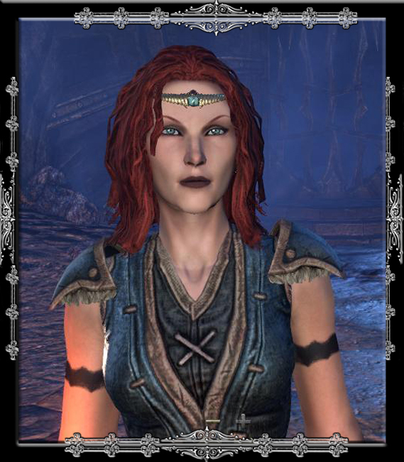 Lady Elissa Galeron