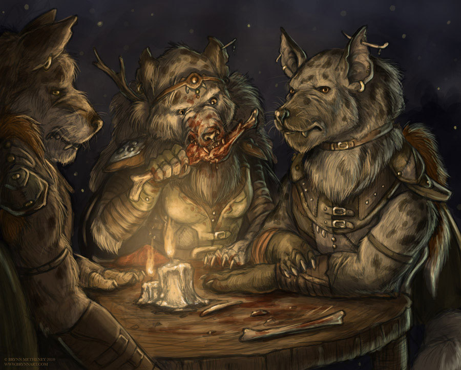 Faction - Gnoll Raiders