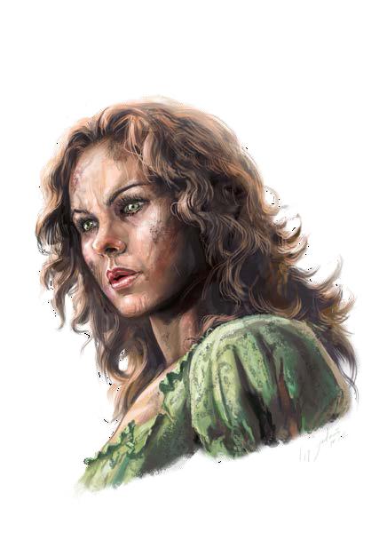 Lady Argentea