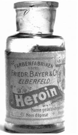 Elberfeld Heroin